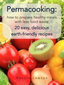 permacooking waste less food book