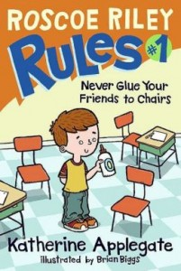 roscoe riley rules book