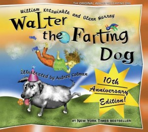 walter the farting dog series