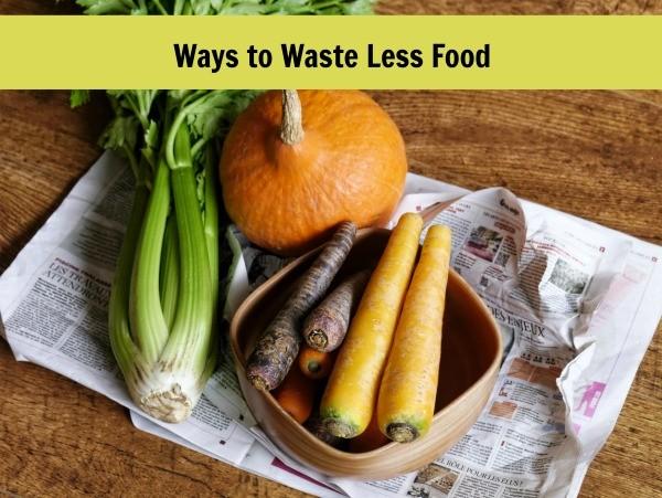 waste less food