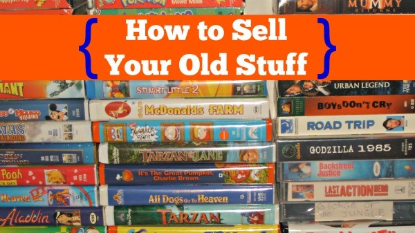 This list of ways to sell your old stuff for extra cash will get your wheels turning!