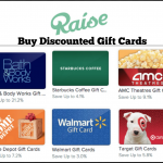 Stretch Your Budget with Discounted Gift Cards