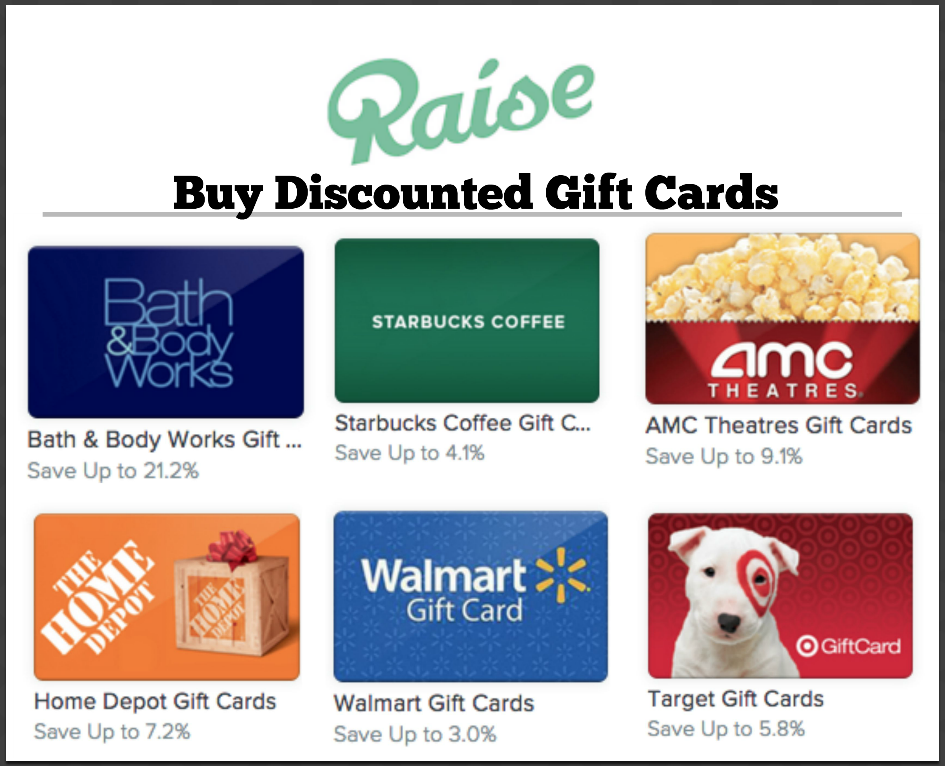 Take a look at our 12 Raise coupon codes including 2 coupon codes, and 10 sales. Most popular now: Up to 15% Off PacSun Gift Cards. Latest offer: Up to 30% on Gift Cards 78%(28).