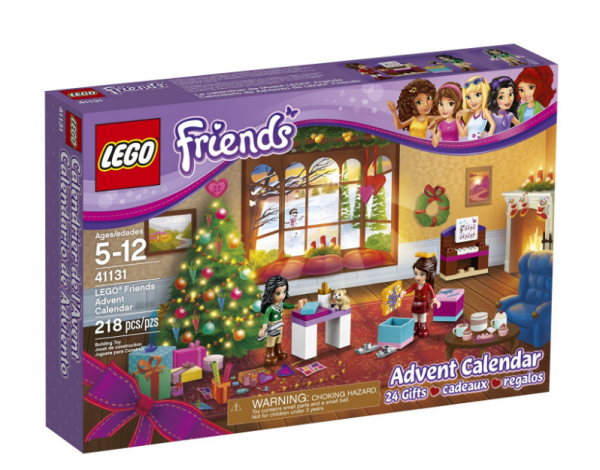 It is always best to order your LEGO Friends advent calendar EARLY every year. When they are in stock and on sale, do not hesitate!