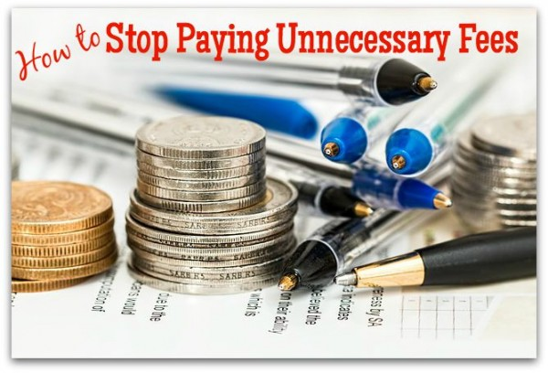 stop paying fees