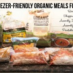 Planning Made Easy With 10 Freezer Friendly Organic Meals for $102