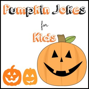 Pumpkin Jokes for Kids
