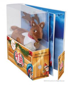 elf on the shelf pet reindeer