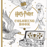 For the Hogwarts Fan: Harry Potter Coloring Books!