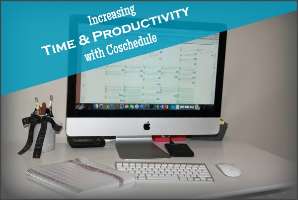 increasing productivity with coschedule