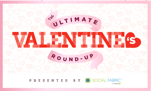 If you are searching for the ultimate valentine's day round up then you will find more inspiration then you know what to do with here!