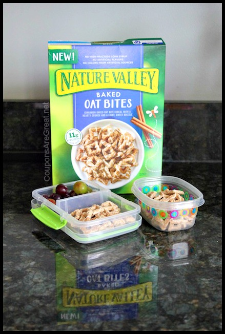 nature valley cereal with protein