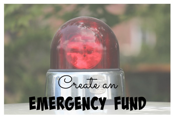 Once you create an emergency fund you will feel a sense of relief knowing you will not scramble when a financial emergency occurs. Here are some great tips.