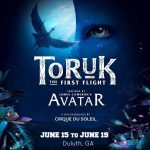 Now in Atlanta: Cirque Du Soleil TORUK