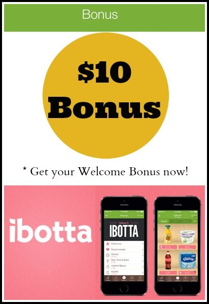 ibotta welcome bonus 10