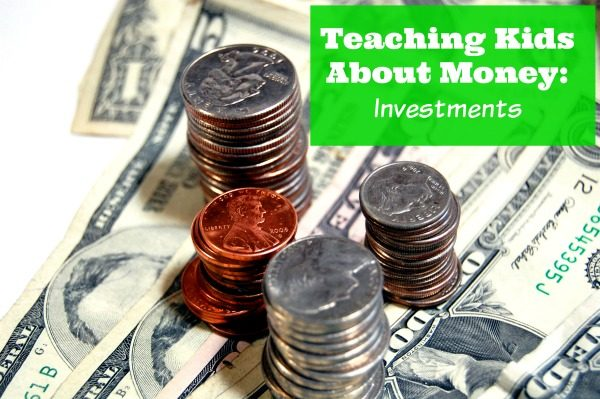 Give children the knowledge and power of knowing how to invest their money as children so they become competent money savvy adults.