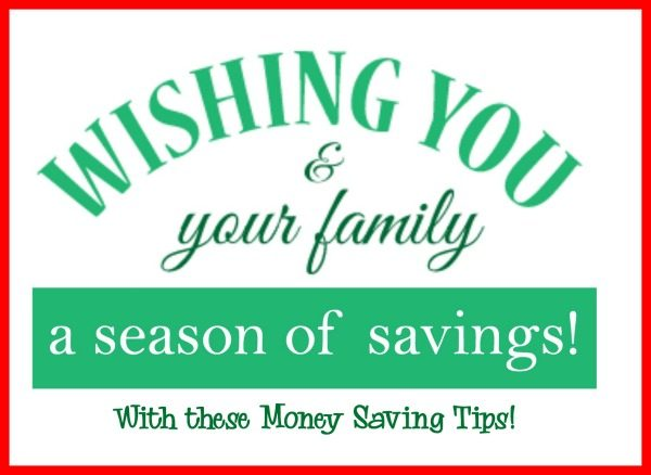 These holiday season money saving tips will make your budget stretch so you can splurge on gifts (for them OR for you!)