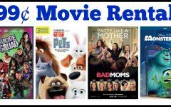 99 Cent Movie Rentals