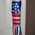Fun Summer Craft: 4th of July Tube Kite