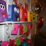 Crafty Tuesday: Sesame Street Birthday Party