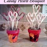Candy Heart Bouquet Tutorial
