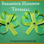 Shamrock Hair Bows Tutorial: It's Easier Than You Think