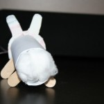 Crafty Tuesday: Recycled Bunnies (that poop jelly beans)