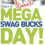 Get Free Money: Mega Swagbucks Friday + Last 2 Days for Sign Up Bonus