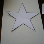 Crafty Tuesday: Red, White, and Blue Canvas Stars