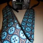 DIY Padded Camera Strap Cover Tutorial
