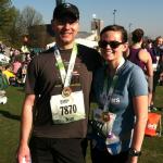 Running is Great: Publix Georgia Half Marathon Recap 2012 #Atlanta
