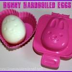 Hardboiled Bunny Eggs
