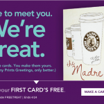 Free Mother's Day Card with Free Shipping from Treat!