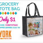 York Photo: 40 Free Prints + $1 Grocery Tote for $7.73 Shipped