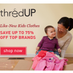 thredUP Free Shipping + New Member Credit = Awesome Deals on Clothes