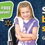 Coupons for Walmart: Free 5×7 Photo Print + 25 Free 4×6 Prints