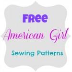 American Girl Sewing Patterns