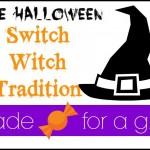 Getting Rid of Halloween Candy: The Switch Witch, Candy for Troops, and More!