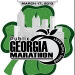 St. Patrick's Day in Atlanta: Georgia Marathon and Half Marahton