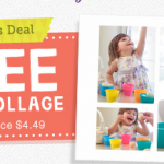 Walgreens: Free Photo Collage March 31, 2013 ONLY