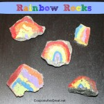 Find a Rainbow Day: Rainbow Crafts for Kids | Rainbow Rock