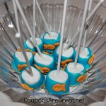 Goldfish Marshmallow Pops: Perfect for a Bake Sale or Birthday Party