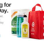 Target Earth Day Freebie 2013: Reusable Bag