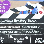 Lights Camera Action: Creatively Wrapped Movie Ticket Gift Idea