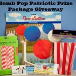 Celebrate Summer with Publix & Bomb Pop's Patriotic Prize Package Giveaway