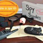 Create a Spy Kit for Kids