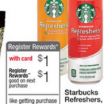 Walgreens: Free Starbucks Refresher