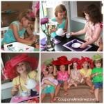 Creating Summer Memories with a Tea Party and Cadbury #CadburyHighTea