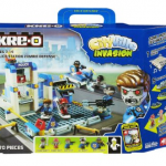 KRE-O CityVille Invasion Police Station Zombie Defense Set Review and Giveaway