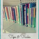 Thrift Store Shopping Tricks